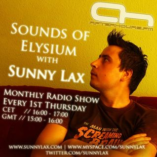 Sunny Lax - Sounds of Elysium 031