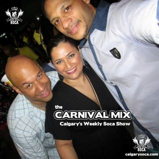 Carnival Mix#204 - Sherman Hype brings the bubbling - Soca
