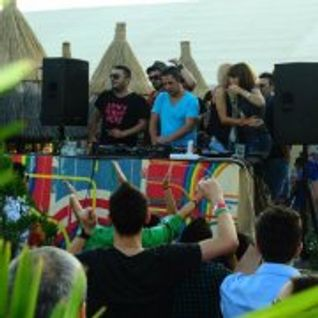 rosario internullo live @ kudos beach 20/8/2012