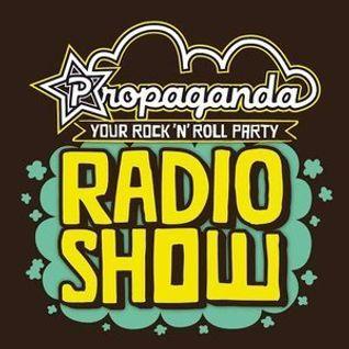 Show 26 - Propaganda on XFM (16/08/2014)