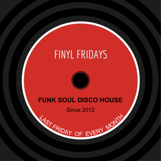 Finyl Fridays Summer Disko Mix