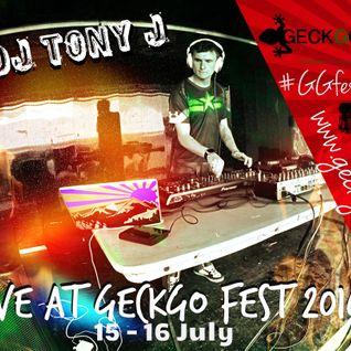TonyJ Facebook Live Mix (21-10-16)