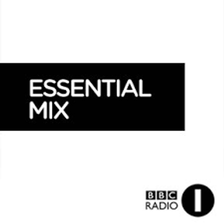 2016.06.25 - Essential Mix - Live @ Glastonbury 2016 - Julio Bashmore, Annie Mac, Four Tet, Kowton