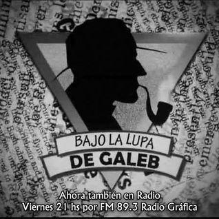 Bajo la Lupa de Galeb Radio 19-08-2016 1er bloque