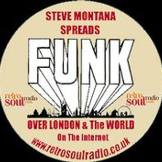Steve Montana Saturday Soul Show 10_03_12 Retro Soul Radio.