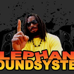 Elephant Sounds Reggae radioshow - 29 jan 2013