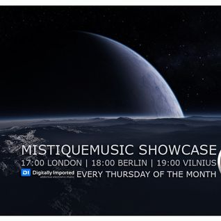 Suffused - MistiqueMusic showcase 155 on Digitally Imported