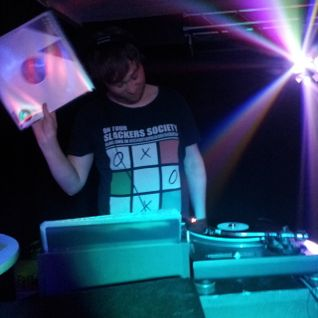 Livemix - Club Collider @ Röda Sten GBG 2012-12-21