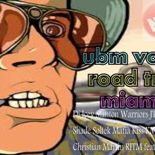 "UBM Vol. 5  ""808 STATE"""
