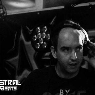 dj black print live techno set on londonpirateradio