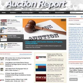 JP Cohen and Dan Wulkan of Memory Lane Inc Talk With Auction Report Radio Hosted by Ryan Friedman