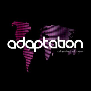 Adaptation Music show #126 mixed by Tom Conrad