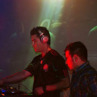LOW-HERTZ live @ Capri night club Chihuahua 15/02/13