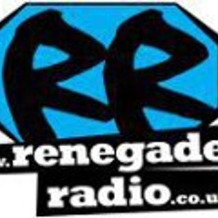 Champion Puffa Live on Renegade Radio 107.2FM 22 Dec 2012