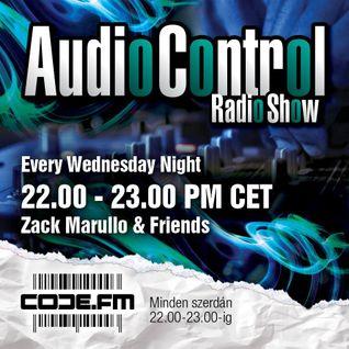 Zack Marullo - House in the house @ Audio Control Radio Show