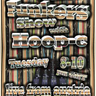 Groove Funkers Show #195 with Hoop-c --- 15/09/2015