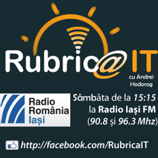 Andrei Hodorog si Florina Toma in Emisiunea Pasiuni la Radio Iasi