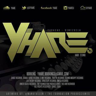 Yhare - set Promo Junio Hardtechno 2014
