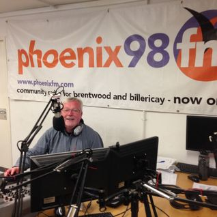Phoenix 98 FM - Friday Night Extra with Patrick Sherring - 20 May2016 ft Peter Martin