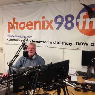 Phoenix 98 FM - Friday Night Extra with Patrick Sherring - 25 Nov 2016 ft Charlie Kosla