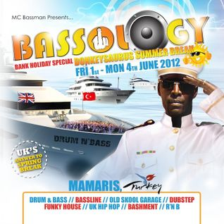 BASSOLOGY MUSIC FEDERATION - TWISTED INDIVIDUAL, MC BASSMAN, TRIGGA, MACKA NUTCRACKA