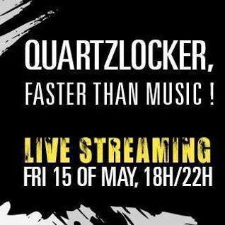 Quartzlocker Live at NN-19 Party (04/4/2015)