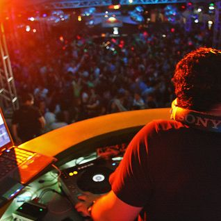 Lil' Jon Live DJ Set @ Club Luxe, Costa Rica 02-03-2012