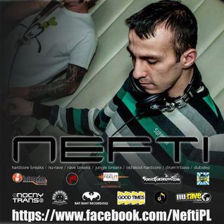 Nefti Live @ Nu-Rave.Com In Łódź - 27.04.2013