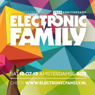 DiVasco's Guestmix for Electronic Family 2014