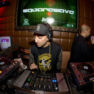 DJ SQUAREWAVE - KOOL LONDON RADIO DUBSTEP SHOW 08/03/12