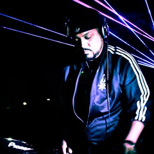 KeeQue Live at E:Merge Jul 2014 with Monty Luke (Detroit, MI) at Southtown 101, SATX