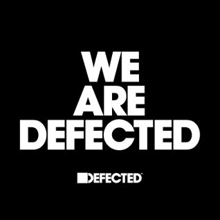Defected In The House Radio Show 11.6.12 Guestmix Solo