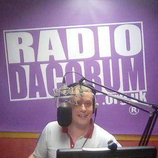 """DJ Bryan """"Blues"""" Cox @ radiodacorum.org.uk Week 01 December 2014 6pm Show"""
