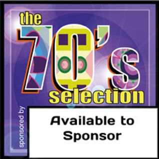 July 16th 2015. The 70s Selection with Rob Pemberton on RedShift Radio