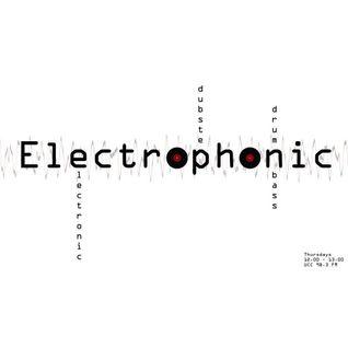 Electrophonic - UCC 98.3FM - 2012-07-19