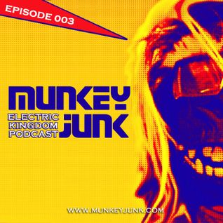 Munkey Junk - Going Hollywood @ O Ultra Lounge Set 04.28.2012