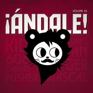 ¡Ándale! Vol. 1