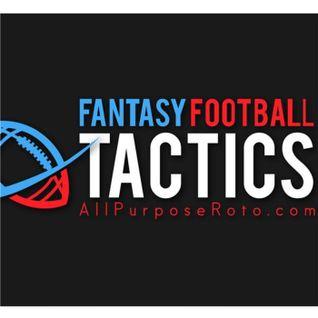 KFFSC & AllPurposeRoto - Fantasy Football Show  - Expert Strategy Week 7