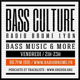 BASS CULTURE Lyon - m3t4 b2b Shinigami San - 120910