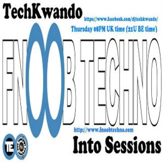 TechKwando on Fnoob Techno Radio 04 18