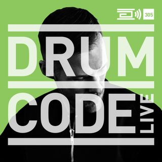 DCR305 - Drumcode Radio Live - Adam Beyer live from Movement, Detroit