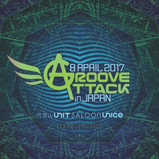 Acid Chill~Techno set @Groove Attack Japan 2017.4.8 Unit