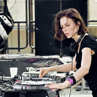 Nina Kraviz - Live @ Music is Revolution Week 13, Space Ibiza - 06-Sep-2016