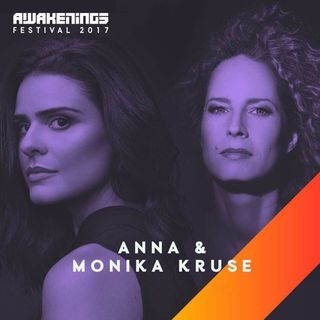 Monika Kruse b2b ANNA - live at Awakenings Festival 2017 (Amsterdam) - June 2017