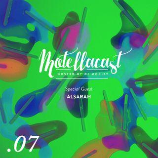 DJ MoCity - #motellacast E07 [Special Guest: Alsarah]