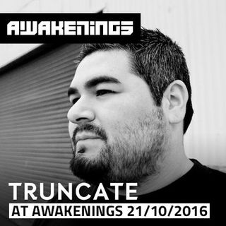 Truncate - live at Awakenings x Joseph Capriati invites (Amsterdam, ADE 2016) - 22-Oct-2016