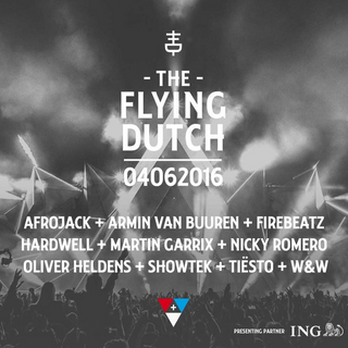 Afrojack - Live @ The Flying Dutch (Amsterdam, Netherlands) - 04.06.2016