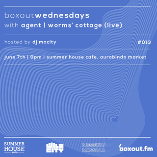 BW013.2 - Worms' Cottage (Live) [07-06-2017]