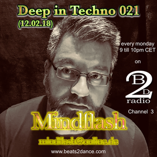 Deep in Techno 021 (12.02.18)