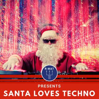 Santa Loves Techno